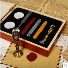 Bruiloft Peacock Wax Seal Kit