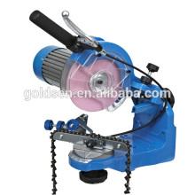Machine à affûter la scie à chaîne électrique à faible bruit 230 mm 230W à faible bruit Affûteuse à chaîne Professionnelle