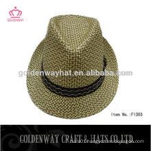 wool felt pink fedora hat yellow fedora hat cheap straw hats