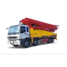 Isuzu 8X4 camion pompe à béton 4boom