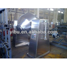 Low power consumption rotary vacuum dryer