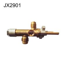 Válvula de gás de bronze se encaixa para aquecedor a gás