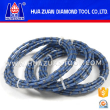 Quanzhou Huazuan Diamond Wire Saw for Cutting Rockwool