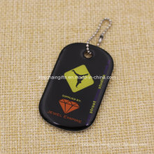 Cheapest Printed Dog Tag with Epoxy Coated