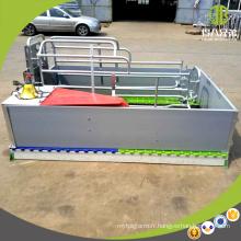 Équipement adapté aux besoins du client d'alimentation de volaille galvanisé par vente chaude de caisse de mise bas