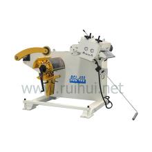 China Fornecedor 0.3-3.2mm Material Uncoiler com Alisador