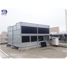 Tour de refroidissement à boucle fermée / équipement de refroidissement d'eau