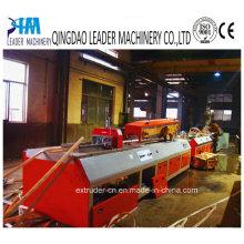 Perfil de la esquina del PVC Perfil que hace la planta del perfil pequeño de la máquina PVC