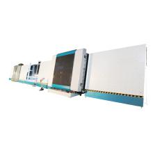 Вертикальная установка для производства двухслойного закаленного стекла Low-E