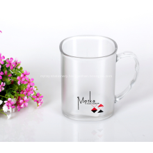 Lightweight Transparent Mugs for Coffee Tea