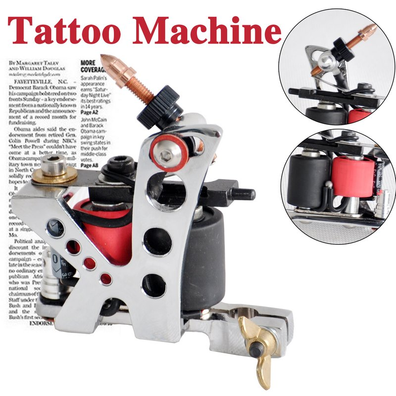 sliver tattoo machine