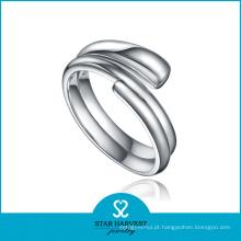 Engraçado jóias de prata anel de jóias em linha (R-0402)