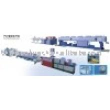 Línea de producción de tubos de plástico (máquina de plástico)