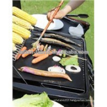 Set of 2 nonstick surface in BBQ grilling accessories for gas charcoal electric grills