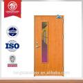 Feuer bezahlt Tür Design Glas Garage Tür Preis Außentür Mama und Sohn Tür