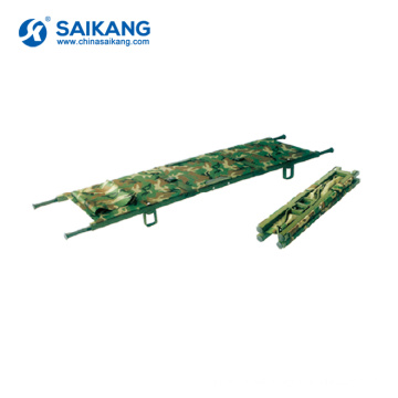 SKB1B01 Emergence Ambulance Medical Foldable Stretcher For First-Aid