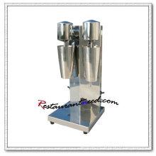 Coctelera de leche del acero inoxidable de la encimera de la cabeza doble K923