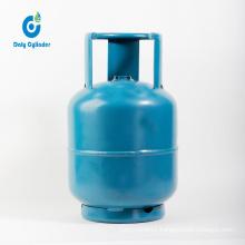 7kg Liquefied Petroleum Gas Cylinder Cooking Gas Cylinder for Ghana Market