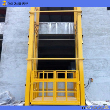 Stationary Electric Warehouse Goods Lift