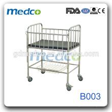 Good quality safe Hospital equipment Baby nursing bed on sale B003
