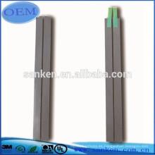 Troquelado personalizado lámina de sellado de plástico