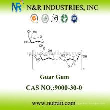 Guar gum powder fabricante para la venta
