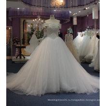Свадебное платье с Кристалл/стразы