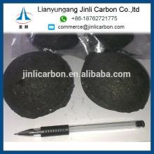 Pasta de electrodo de carbono / pasta de electrodo de carbono de soderberg a base de ECA para aleación FeSi