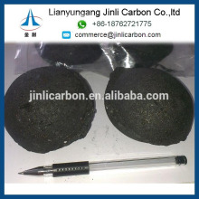 flying saucer shape egg shape carbon electrode paste price for ferroalloy