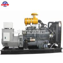 gerador diesel de refrigeração de alta qualidade da água, motor 40kw elétrico