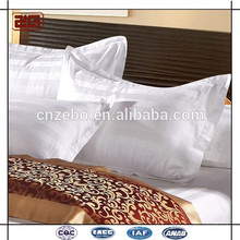 High Quality of Factory Made 100% Cotton 3CM Stripe Hotel Pillow Case