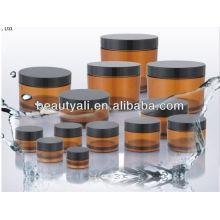 3 ml, 5 ml, 10 ml, 15 ml, 20 ml, 30 ml, 40 ml, 50 ml, 60 ml, 100 ml, 200 ml, 240 ml, 300 ml, 350 ml, emballage cosmétique PETG Jar
