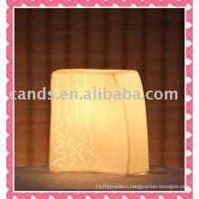 Creative Decoration Design Ceramic Night Lamp Auto Lamp