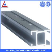 Quadros de alumínio expulsos OEM do apoio do painel solar