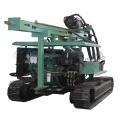 Solar  Hydraulic Pile Driver Machine