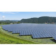 A maioria dos painéis solares de eficiência 245W painel Solar para usina