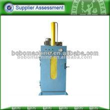 Hydraulic oil drum baler machine