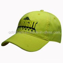 Top Quality 3D Puff Embroidery Sport Baseball Cap (TRB027)