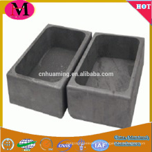 CUSTOMIZED graphite boat/ box for metallurgy