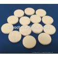 ЗТА циркония закаленное глинозема керамические круглые тарелка плитка кирпичный блок