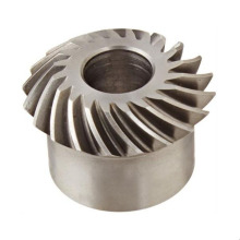 Stal nierdzewna Straight 45 Degree Bevel Gear