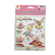 3D Fairy Sticker