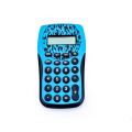 8 Digits Colorful Smart Touch Screen Pocket Calculator