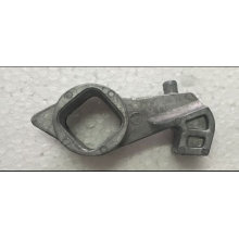 Couvercle de filtre de moulage en aluminium d'OEM pour l'usage des véhicules à moteur