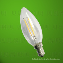 2W LED Filament Licht Glühfaden LED