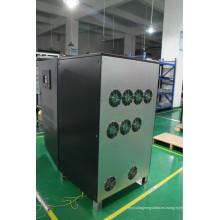 Fuente de alimentación industrial de gran capacidad Pantalla LCD de UPS