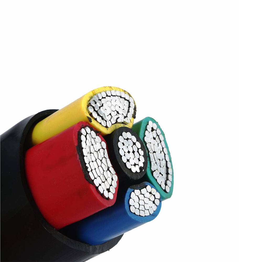 Armoured Xlpe Insulator Aluminum Power Cables