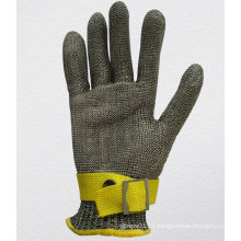 Stainless Steel Metal Mesh Cut Resistant Glove-2350