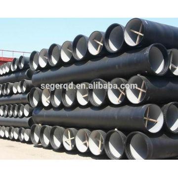 tarage des tuyaux en fonte ductile