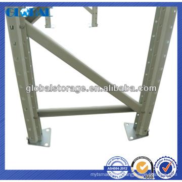 Medium duty Longspan Steel Baseplate